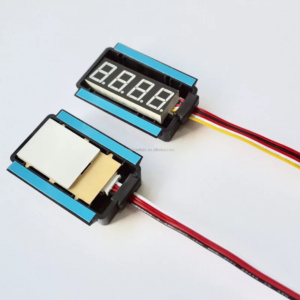 12v mirror Touch with Time and Temperature